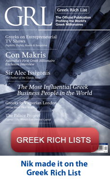 Greek Rich List